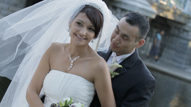 Boston Commons Wedding video