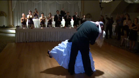 video First dance lakeview pavilion foxboro ma