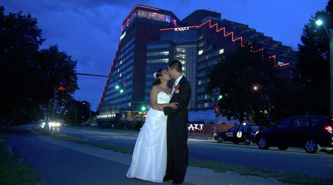 Hyatt Regency boston wedding