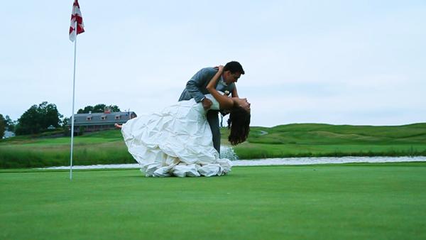 cinematic wedding videography