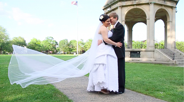Hawthorne Hotel Wedding video