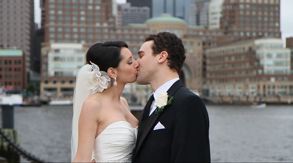 seaport hotel wedding videos