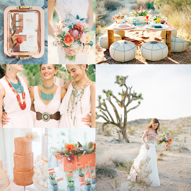 Wedding Ideas And Inspirations: How To Create A Wedding Inspiration Board